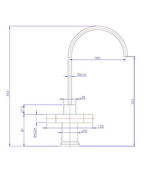 Technical drawing 13522 / KT008