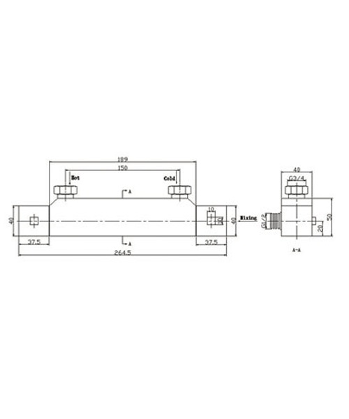 Technical drawing 13540 / SV014