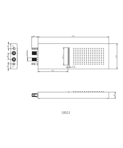 Technical drawing 13552 / SH023