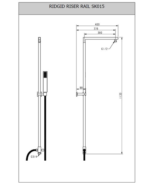 Technical drawing 13579 / SK015