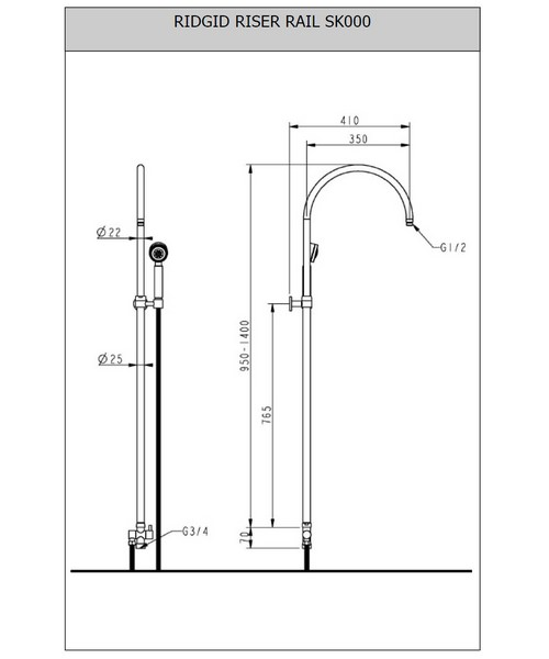 Technical drawing 13580 / SK000