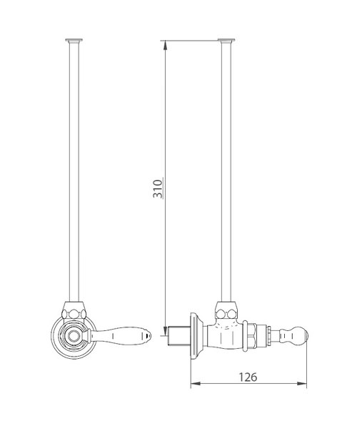 Technical drawing 14013 / ZXT6065100