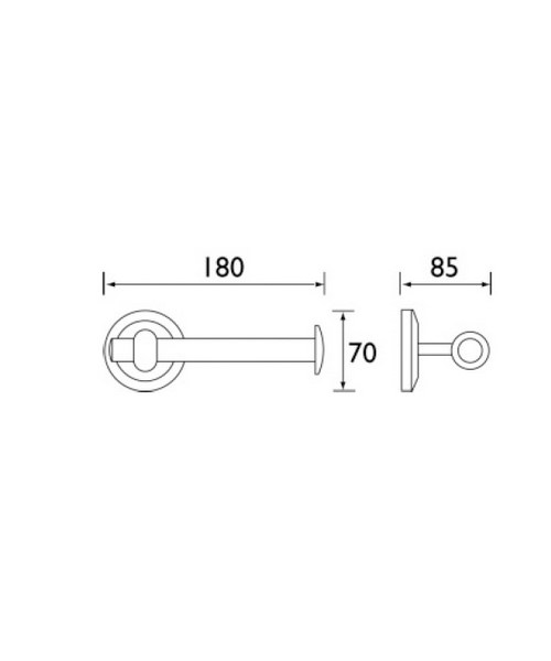 Technical drawing 1402 / SO TOIL C