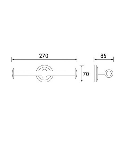 Technical drawing 1403 / SO DROLL C