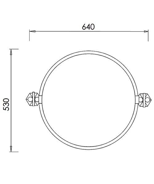 Technical drawing 14067 / XA10012100