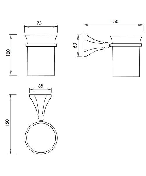 Technical drawing 14068 / XA10011100