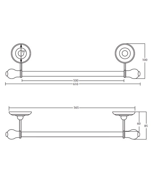 Technical drawing 14115 / XD23170100