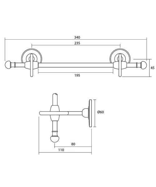 Technical drawing 14122 / XD22120100