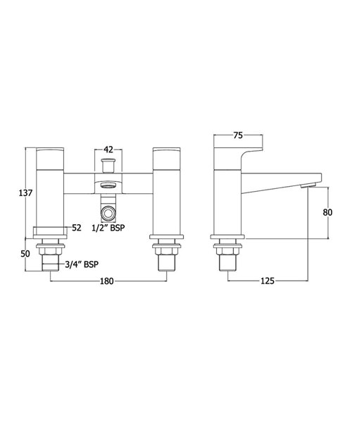 Technical drawing 14213 / LUSH106