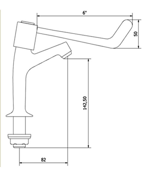 Technical drawing 14261 / DLV SPEC103
