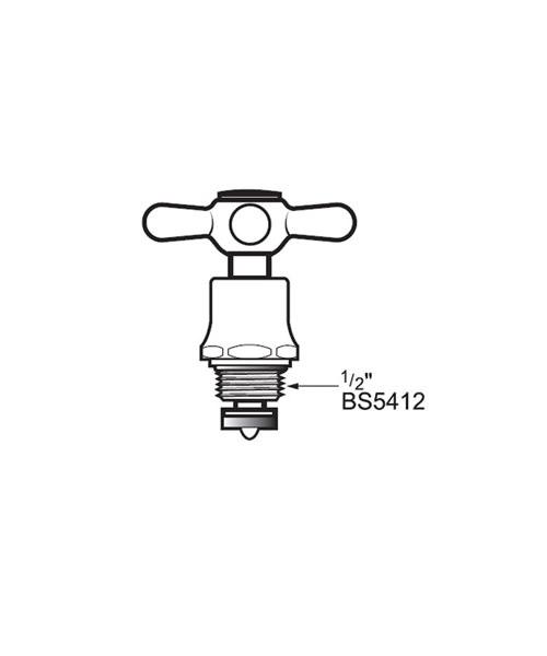Technical drawing 14286 / VIC CONV.KIT