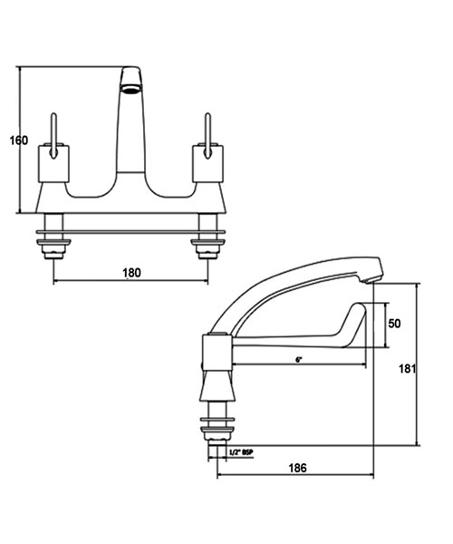 Technical drawing 14287 / DLV SPEC105
