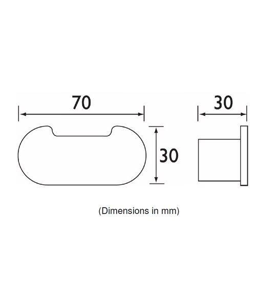 Technical drawing 1429 / TR HOOK C