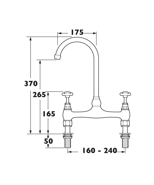 Technical drawing 14366 / CR305