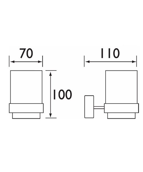 Technical drawing 1440 / VE HOLD C