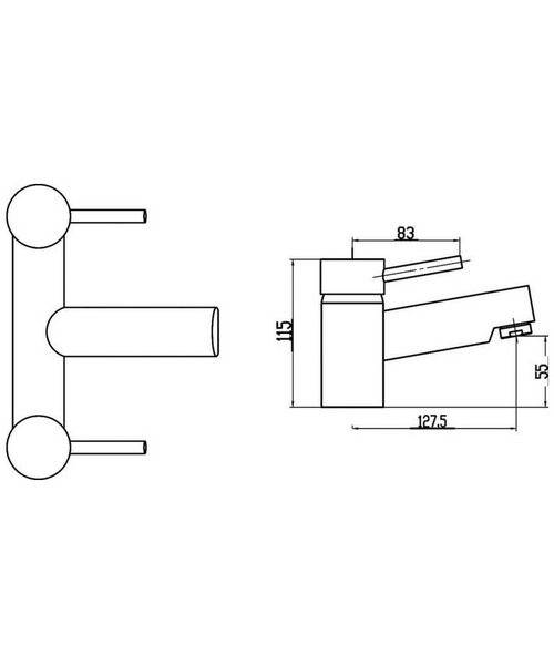 Technical drawing 14591 / FTY353