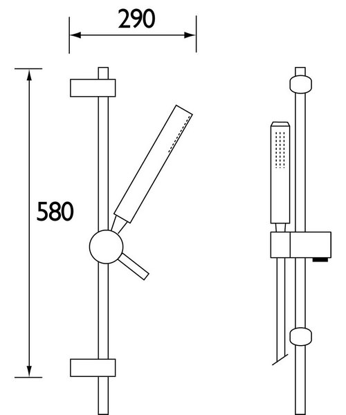 Technical drawing 1496 / KIT2 C