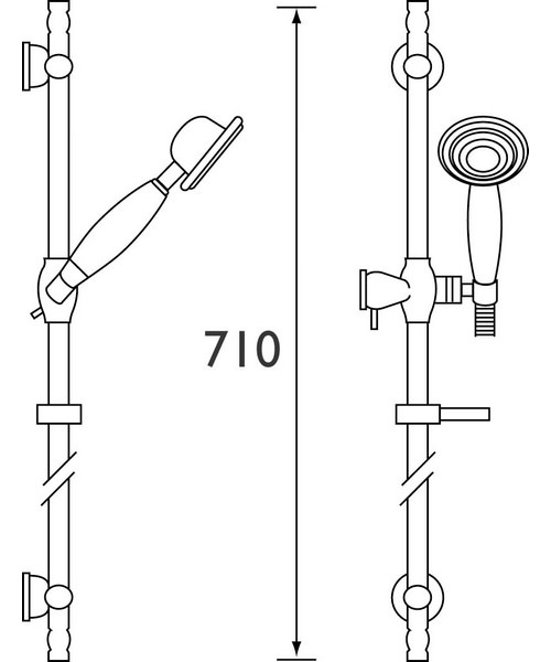 Technical drawing 1501 / KIT106 C