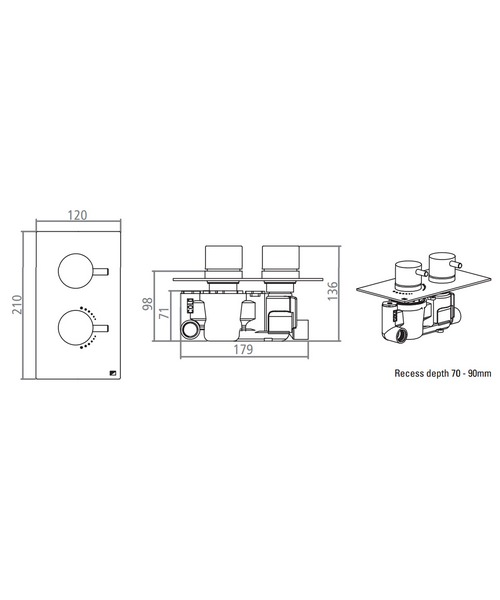 Technical drawing 15096 / SV2204