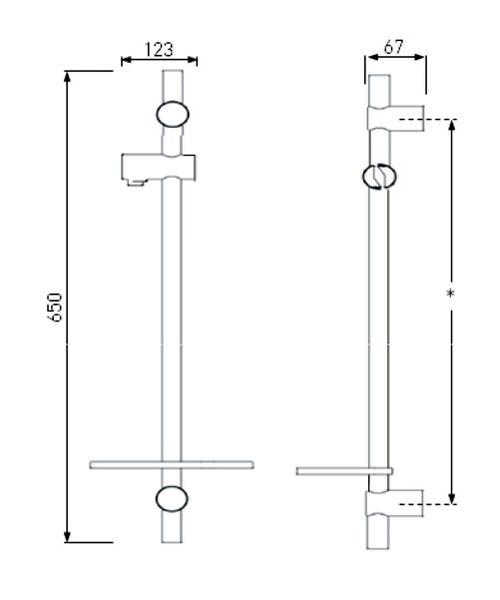 Technical drawing 1532 / GL/JOY ADR01 C