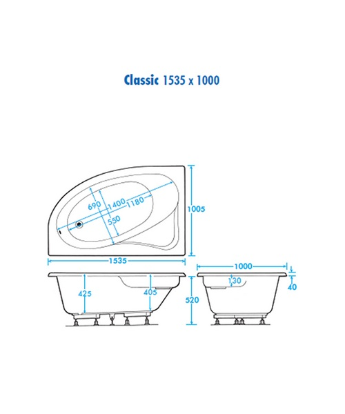 Technical drawing 15338 / TCWL15351005