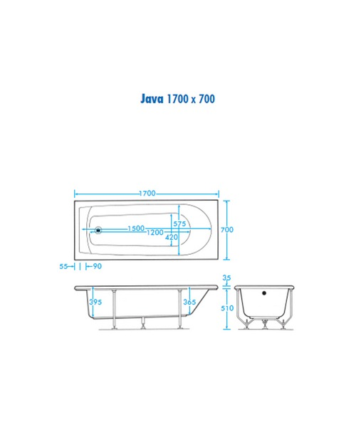 Technical drawing 15342 / TJS1700700
