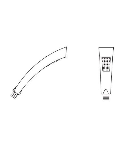 Technical drawing 1542 / ARC C