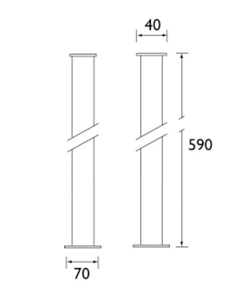 Technical drawing 1588 / SHR C