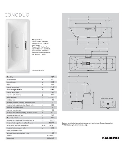 Technical drawing 16504 / 235200010001