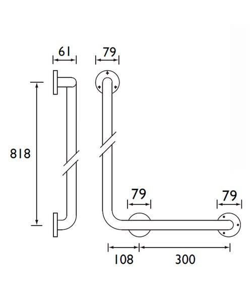 Technical drawing 1713 / KIT GB