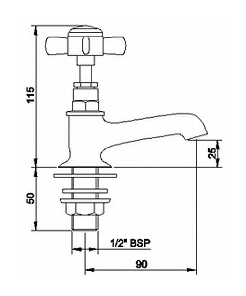 Technical drawing 17219 / BEO-1950