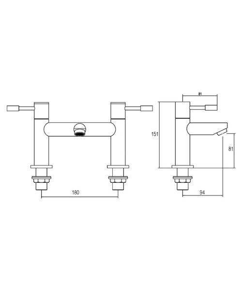 Technical drawing 17252 / FJ313