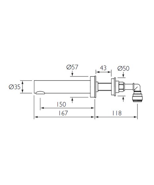 Technical drawing 1728 / AWS150S-CP