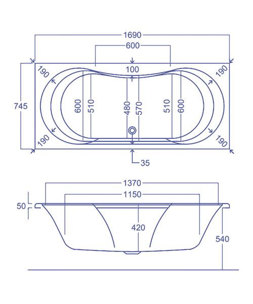 Technical drawing 1744 / Q4-02017