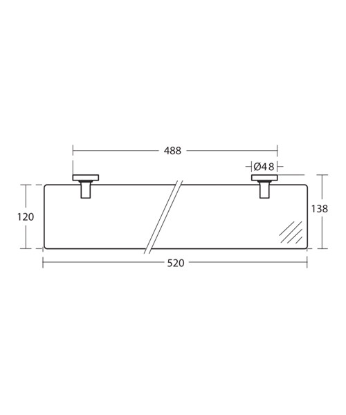 Technical drawing 17567 / A9124AA