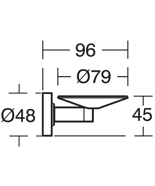 Technical drawing 17579 / A9129AA