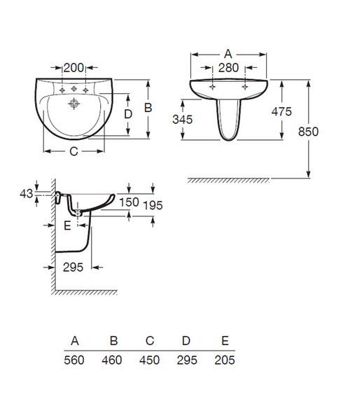 Technical drawing 17721 / 328396000