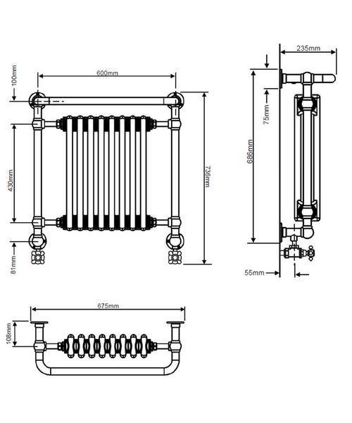 Technical drawing 18364 / AHC101