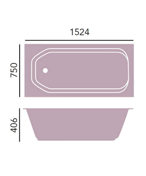 Technical drawing 18493 / BPW00SS