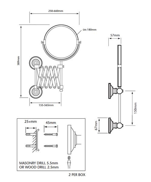 Technical drawing 18605 / ACC16