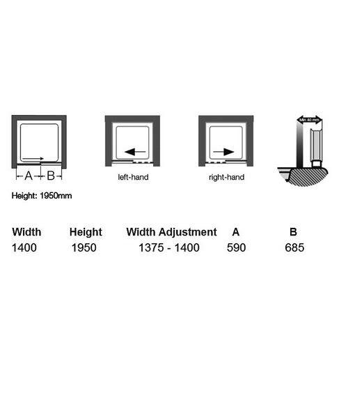Technical drawing 18629 / LISN1400