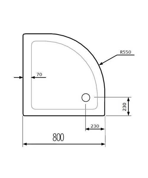 Technical drawing 18649 / LKTQ88 SMC