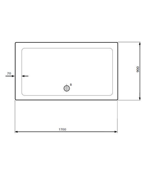 Technical drawing 18690 / LKTR9017