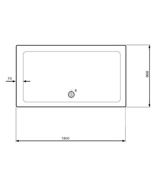 Technical drawing 18693 / LKTR9018