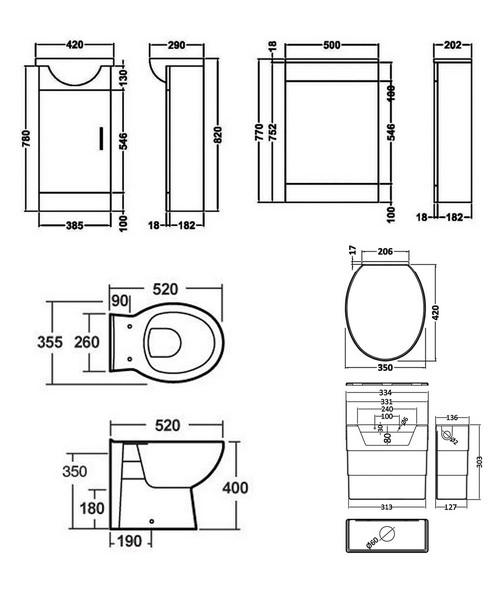 Technical drawing 18715 / SIE001