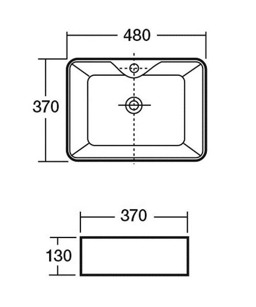 Technical drawing 18730 / NBV119