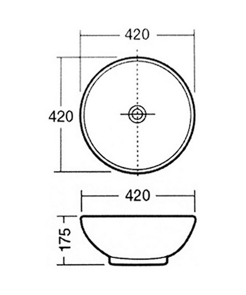 Technical drawing 18732 / NBV124