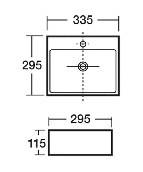 Technical drawing 18738 / NBV106