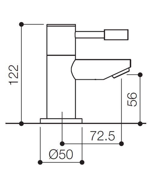 Technical drawing 18922 / SFL003