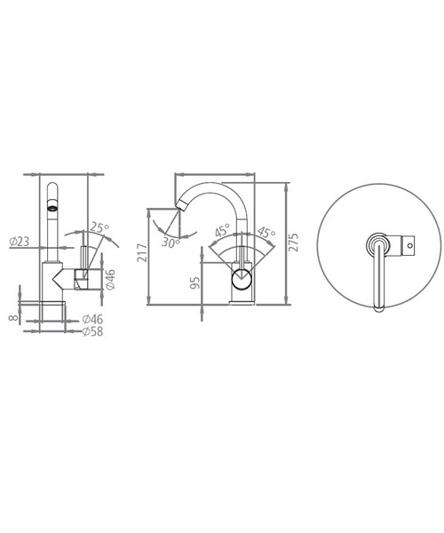 Technical drawing 19192 / T221602